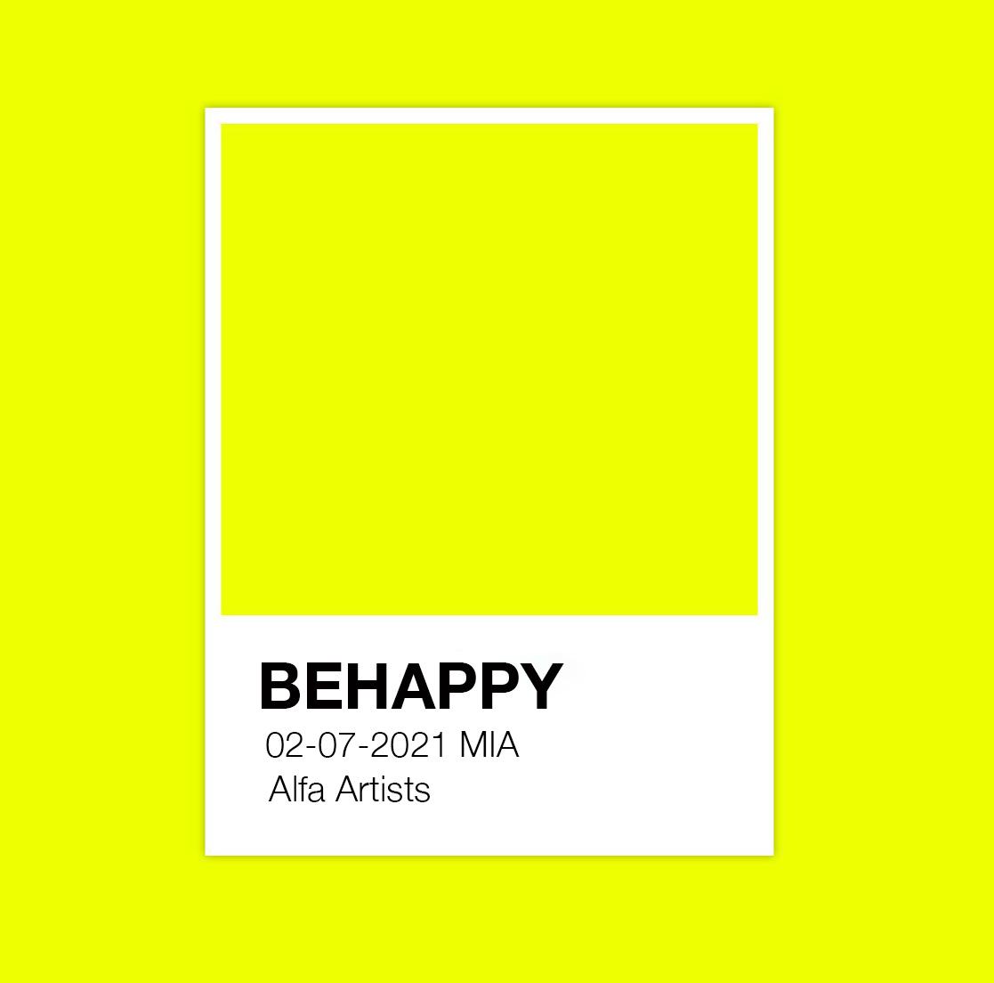 Group exhibition Behappy